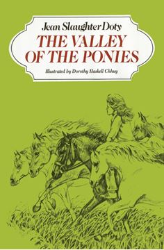 Picture of VALLEY OF THE PONIES