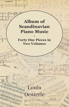 Picture of Album of Scandinavian Piano Music - Forty One Pieces in Two Volumes