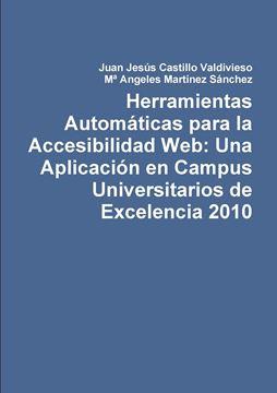 Picture of Herramientas Automáticas para la Accesibilidad Web