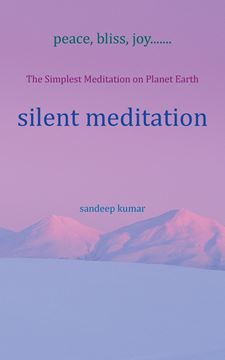 Picture of silent meditation