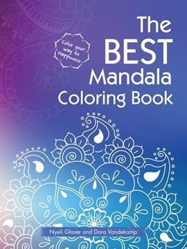 Picture of The Best Mandala Coloring Book