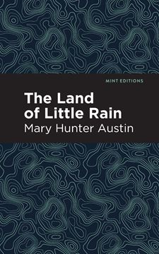 Picture of Land of Little Rain