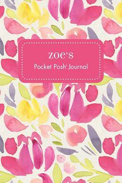 Picture of Zoe's Pocket Posh Journal, Tulip