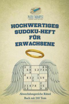 Picture of Hochwertiges Sudoku-Heft für Erwachsene   Abwechslungsreiche Rätsel Buch mit 240 Tests