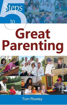 Picture of 5 Steps to Great Parenting