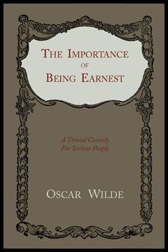 Picture of The Importance of Being Earnest
