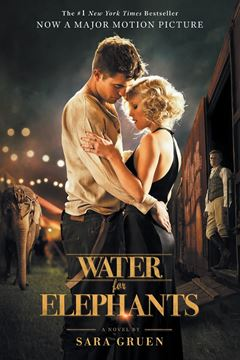 Picture of Water for Elephants (movie tie-in)
