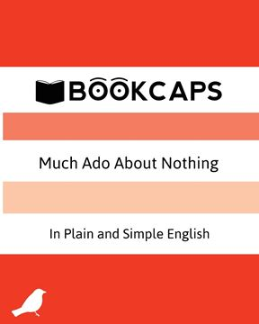 Picture of Much Ado About Nothing In Plain and Simple English