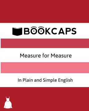 Picture of Measure for Measure In Plain and Simple English (A Modern Translation and the Original Version)