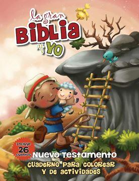 Picture of La gran Biblia y yo - Nuevo Testamento