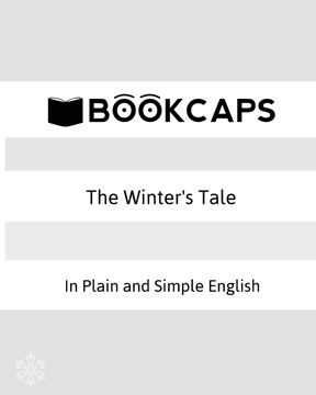 Picture of The Winter's Tale In Plain and Simple English