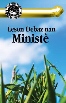 Picture of Leson Debaz nan Ministè