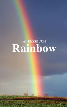 Picture of Adressbuch Rainbow