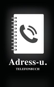 Picture of Adress-u. Telefonbuch