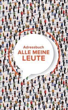 Picture of Adressbuch Alle Meine Leute