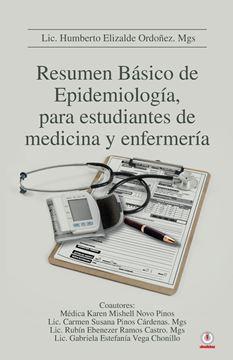 Picture of Resumen Básico de Epidemiología, para estudiantes de medicina y enfermería