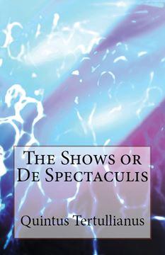 Picture of De Spectaculis