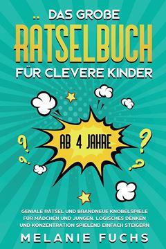 Picture of Das große Rätselbuch für clevere Kinder (ab 4 Jahre)