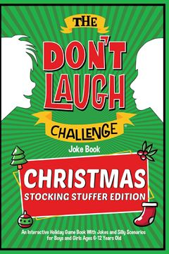 Picture of The Don't Laugh Challenge - Christmas Stocking Stuffer Edition