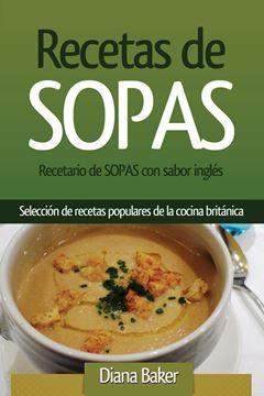 Picture of Recetario de Sopas con sabor inglés