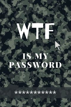 Picture of WTF Is my Password
