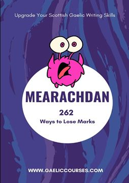 Picture of Mearachdan - 262 Ways to Lose Marks