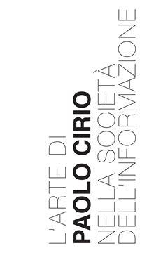 Picture of L'Arte di Paolo Cirio nella Società dell'Informazione