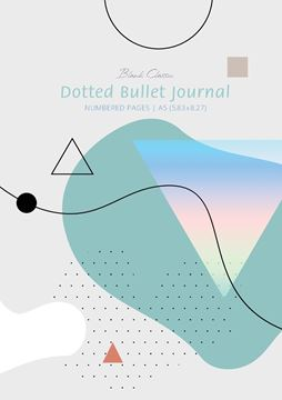 Picture of Dotted Bullet Journal - Abstract