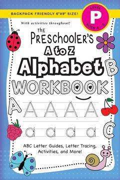 Picture of The Preschooler's A to Z Alphabet Workbook