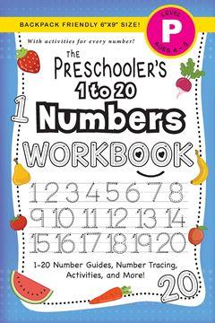 Picture of The Preschooler's 1 to 20 Numbers Workbook