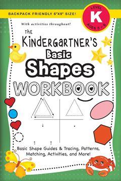Picture of The Kindergartner's Basic Shapes Workbook