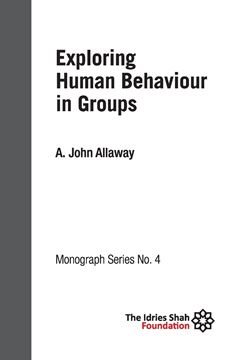 Picture of Exploring Human Behaviour in Groups