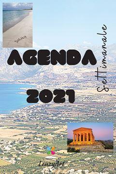 Picture of AGENDA 2021 SETTIMANALE