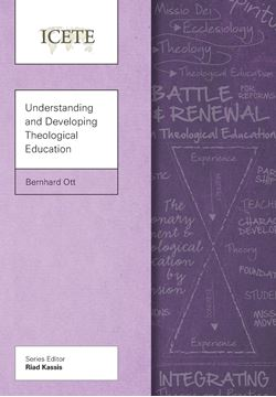Picture of Understanding and Developing Theological Education