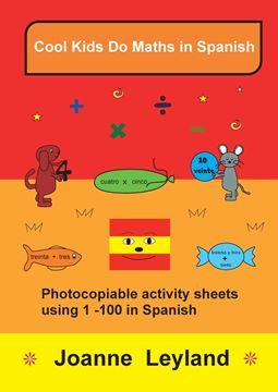 Picture of Cool Kids Do Maths In Spanish