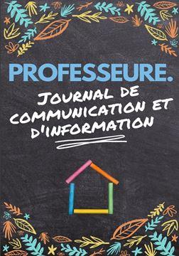 Picture of Professeure Journal De Communication