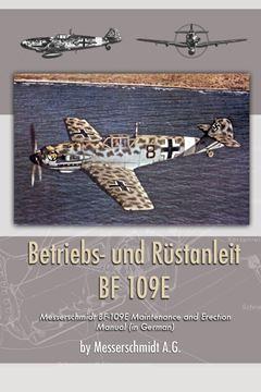 Picture of Betriebs- und Rustanleit BF 109E