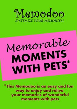 Picture of Memodoo Memorable Moments With Pets