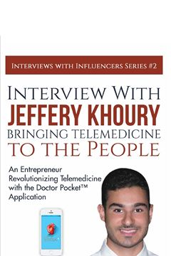 Picture of Interview with Jeffery Khoury, Bringing Telemedicine to the People
