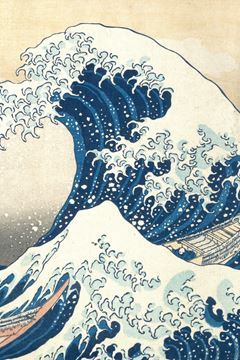 Picture of Under the Wave off Kanagawa