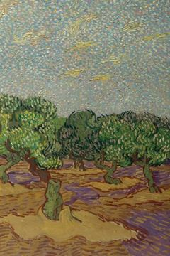 Picture of Vincent van Gogh's Olive Trees