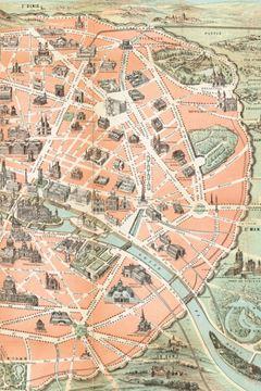 Picture of Nouveau Paris monumental