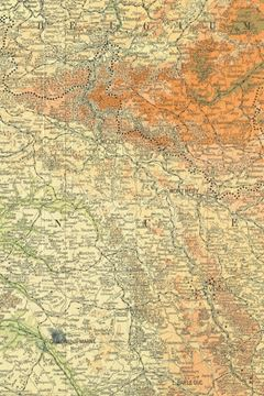 Picture of World War I Western Front Map