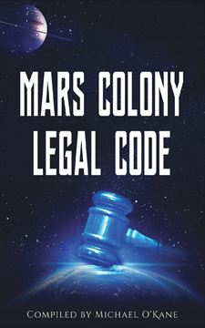 Picture of Mars Colony Legal Code