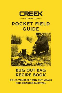Picture of Bug Out Bag Recipe Book
