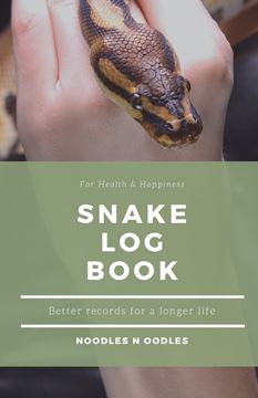 Picture of Snake Log Book