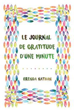 Picture of Le Journal De Gratitude D'une Minute