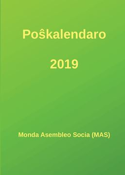 Picture of Poŝkalendaro 2019
