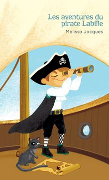 Picture of Les aventures du pirate  Labille