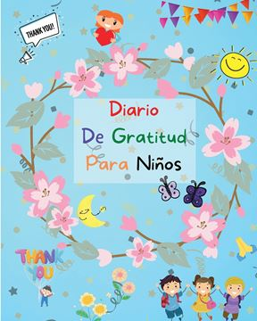 Picture of Diario De Gratitud Para Niños